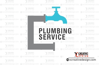 Modern Plumbing Logo