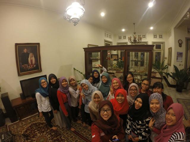 (KABAR KOHATI) Diskusi Jati Diri Wanita Muslimah dan Hijab Class