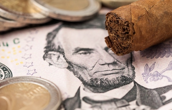 Доллар как товар