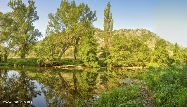 Crna Reka - Black River, Mariovo