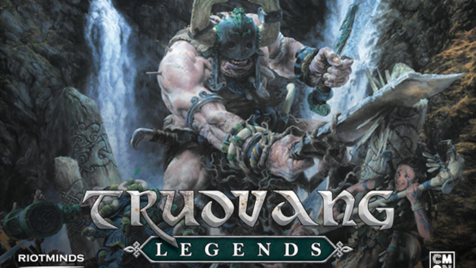 2020 Most Anticipated Games Best Arriving from Kickstarter Trudvang Legends