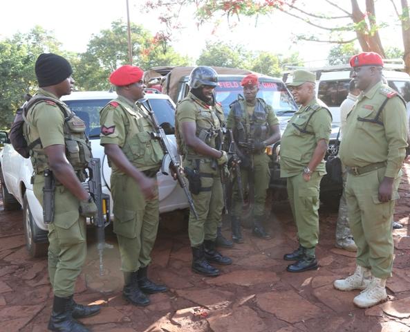 Polisi Kagera Waua Majambazi Wanne.