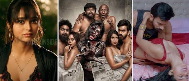 Irandam Kuthu poster disgusting