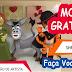 MOLDES GRATUITOS SHREK DE FELTRO