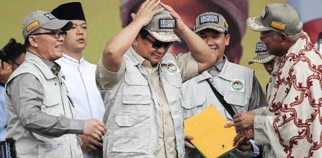 """Lelucon Kalau Ada Yang Menuntut Prabowo """"Putihkan Jakarta"""" Seperti 212, Suruh Dia Cuci Muka di Air Butek"""