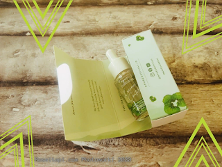 Packaging Essence Centella