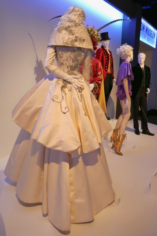 Rebecca Ferguson Greatest Showman Jenny Lind costume