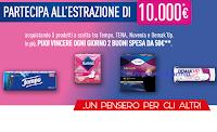 Con Tempo, TENA, Lights by TENA, Demak' Up e Nuvenia vinci 364 buoni spesa da 50€ e 1 voucher da 10.000€