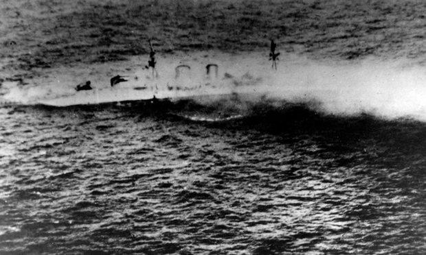 Renggut 2000 Pelaut, Begini Cerita Ganasnya Pertempuran Laut Jawa
