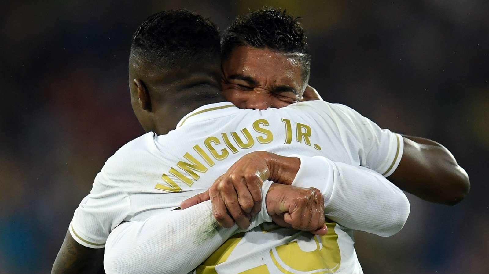 Vinicius Junior breaks Messi's number with the decisive Clásico goal