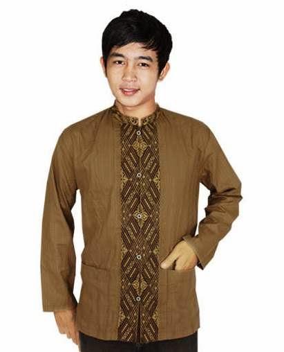 Model Terbaru Baju Koko Simpel dan Trendy