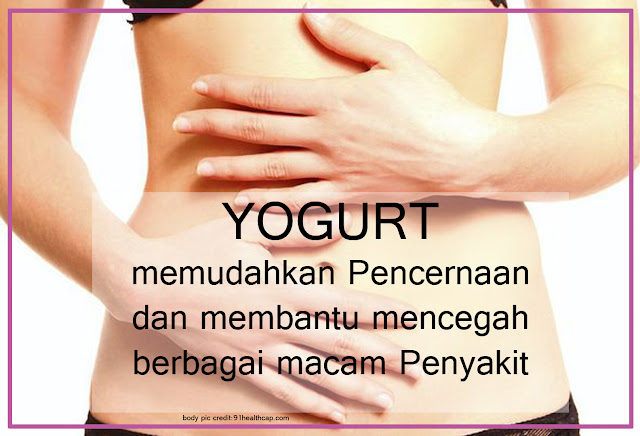 Diet+menggunakan+yogurt