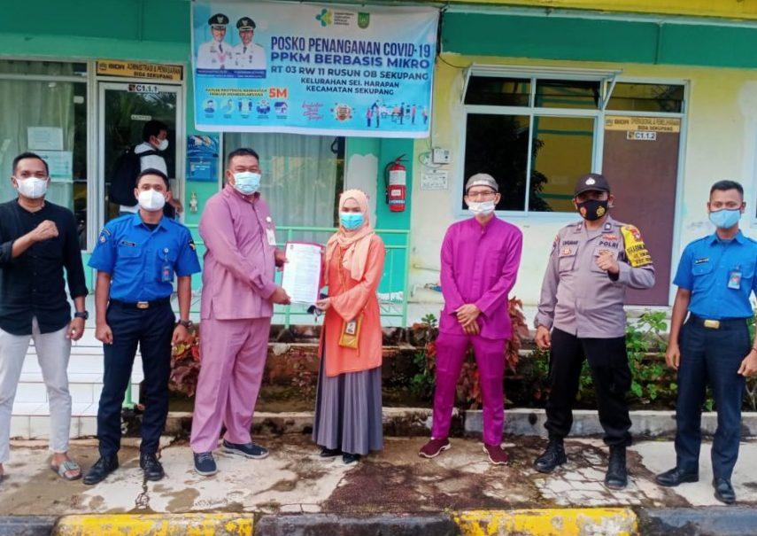 Gubernur Kepri Minta Kepala Daerah Awasi Terus Pelaksanaan PPKM Mikro