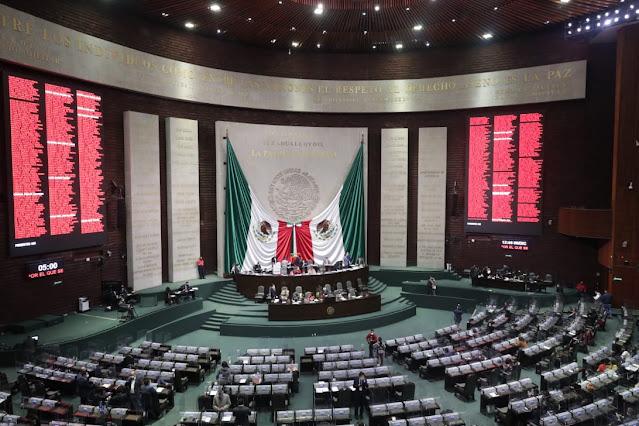Aprueba y remite Cámara de Diputados al Senado reformas en materia de pensiones