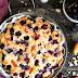 Sommer Früchte Kuchen mit Zuckerkruste & Mandeln