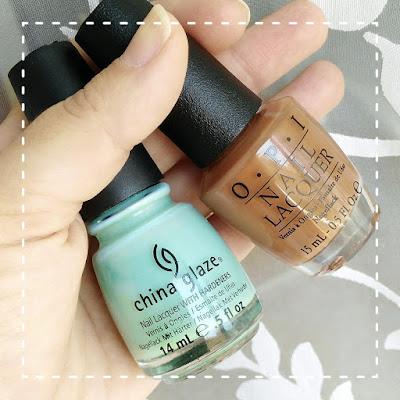 China Glaze OPI