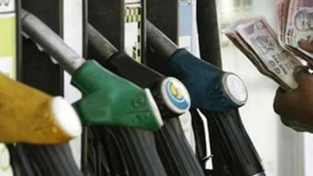 decline of petrol and diesel prices