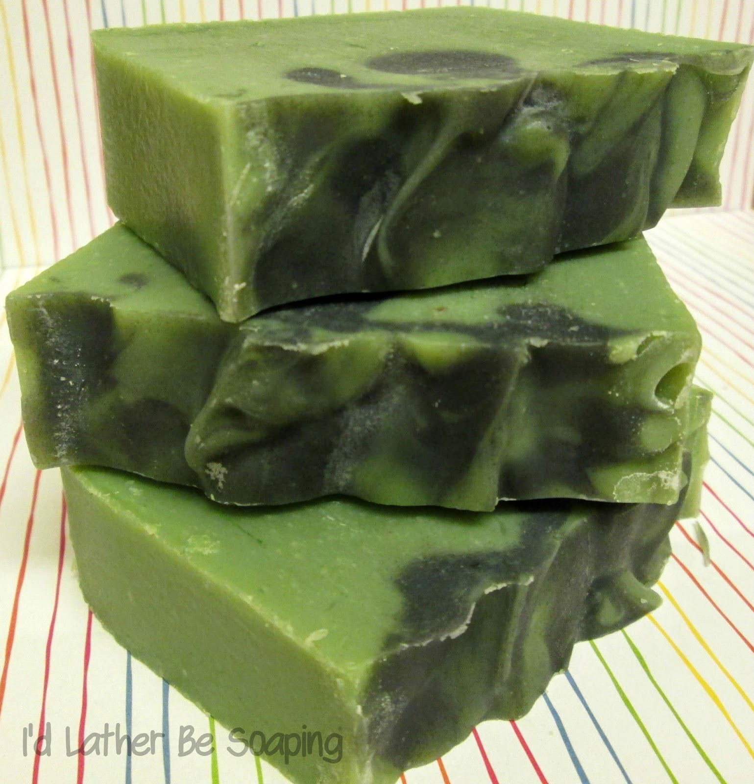 Avocado - Coconut Milk Soap | Most-Liked Homemade Soap Recipes For Frugal Homesteaders