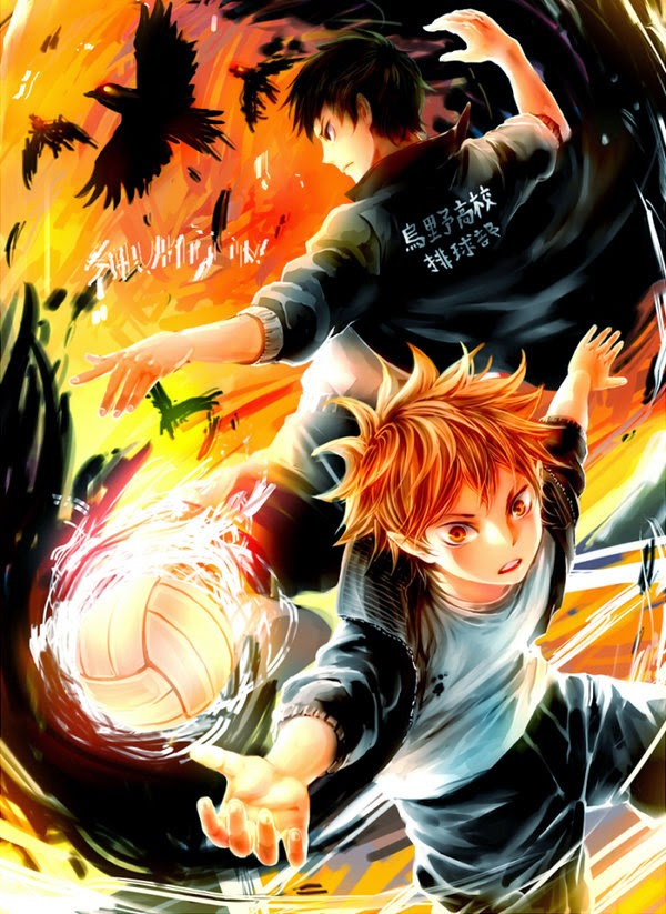 Download Haikyuu!! Subtitle Indonesia (Complete)