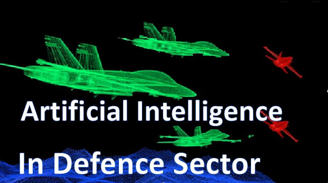 Defence system with artificial intelligence