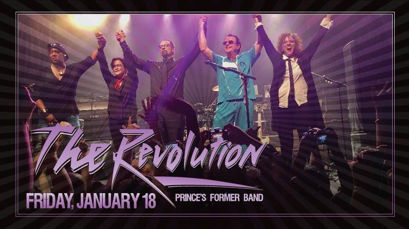 The Revolution - Fri Jan 18