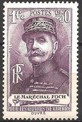 1851 Born: Ferdinand Foch, French field marshal and theorist (d. 1929)