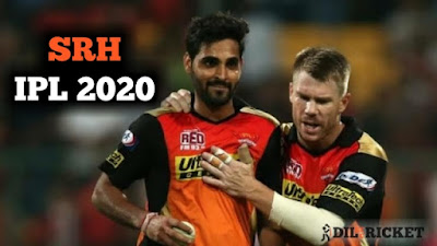 Sunrisers Hydrabad - Players, Salary | IPL Team 2020