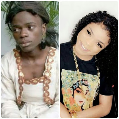 Image result for bobrisky before and after