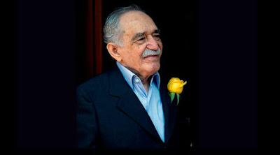 Imagen de Gabriel García Márquez para acompañar el texto