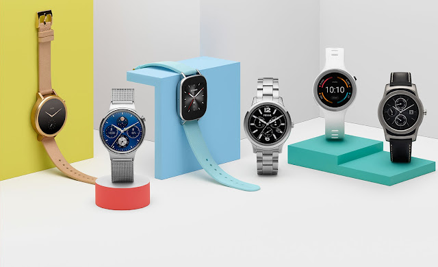 Google will Launch two Android Wear Flagship Smartwatches early next year