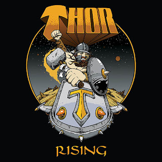 """Το βίντεο των Thor για το The Game Is On"""" από το album """"Rising"""""""