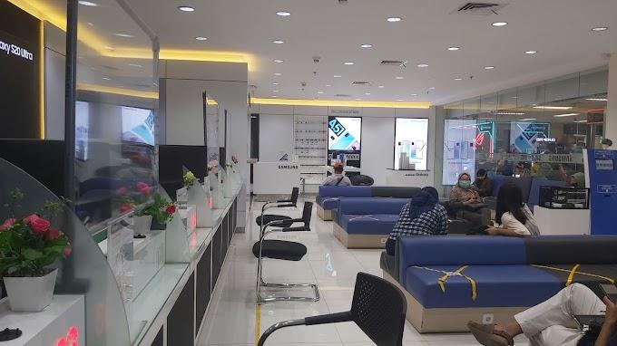 Service Center Samsung ITC BSD, KOK GINI
