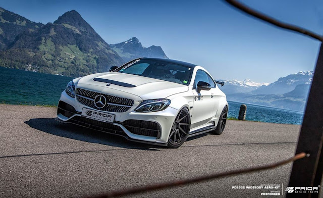 Prior Design Mercedes-AMG C63 Coupe - #Prior_Design #Mercedes #AMG #C63 #Coupe #tuning