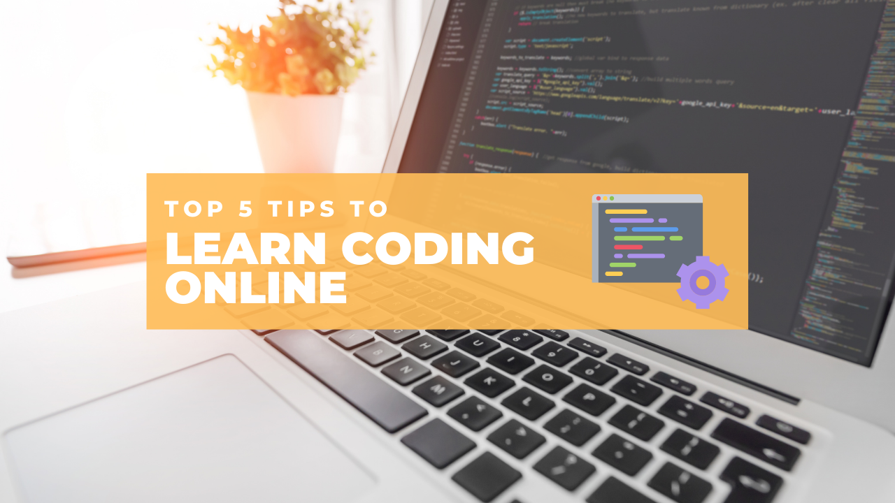 how to learn coding online