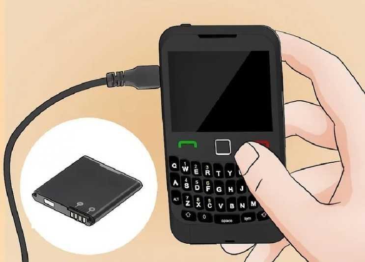 Eğer telefon açılmıyorsa bataryası çıkarılarak çalıştırılmaya çalışılmalıdır.
