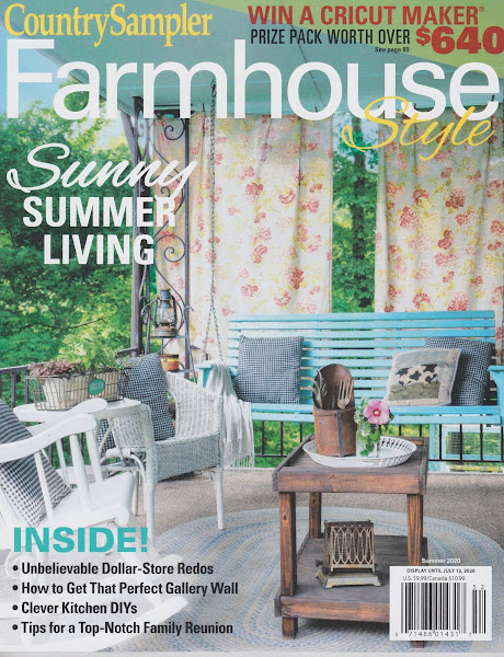Country Sampler Farmhouse Style Magazine