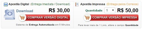 Apostila Concurso FAMUC Contagem - impressa e digital