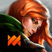 Playstore icon of Dota Underlords
