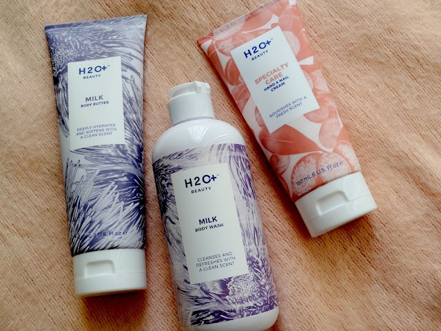 H2O+ Beauty Luxe It Up Body Care Favorites