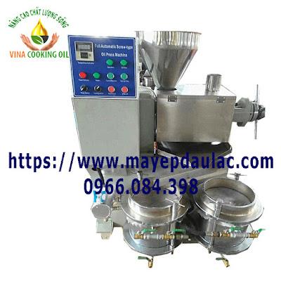 Máy ép dầu thực vật KD03