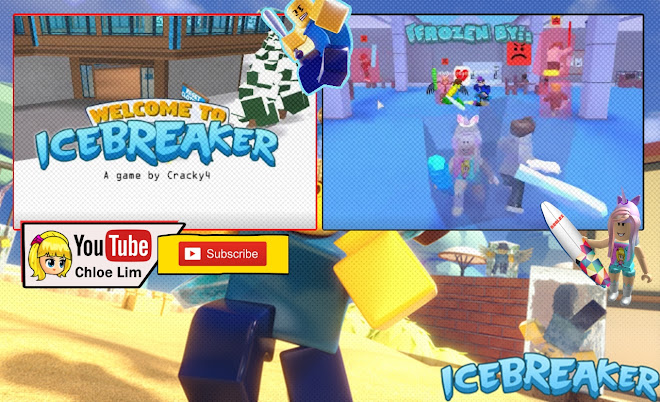 Roblox Icebreaker! Gameplay - Today I am so lucky to be ...