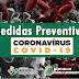 COVID-19: Prefeitura prorroga decreto de emergência de saúde pública