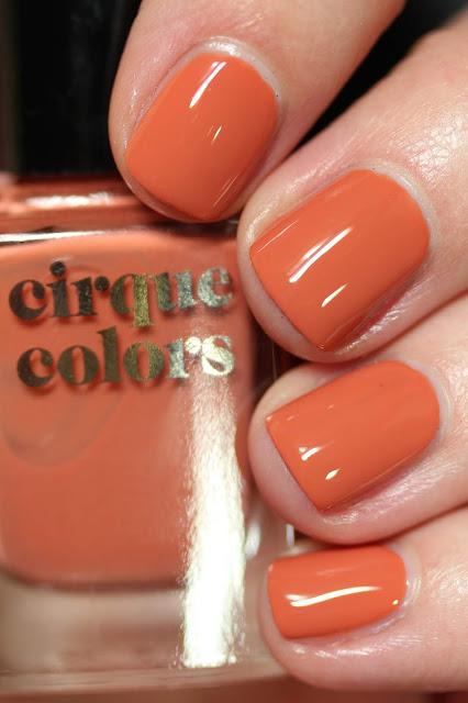 Cirque Colors Arabesque review swatch