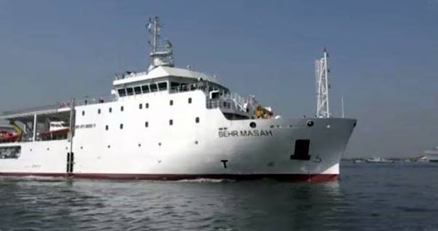 Pakistan Navy Commissions Survey Ship Behr Masah