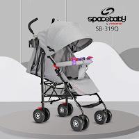 Kereta Dorong Bayi Spacebaby SB319Q baby stroller