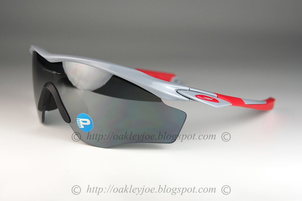 0f46a6d92b8 Custom M2 XL standard fit polished fog + black iridium polarized lens  250  lens pre coated with Oakley hydrophobic nano solution