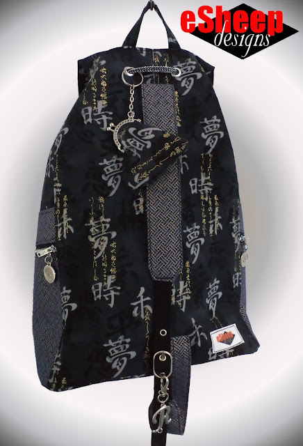 Customized Summer Sling Bag by eSheep Designs