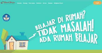 situs belajar online kemdikbud