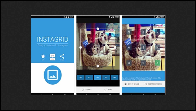 cara membuat feed instagram nyambung dengan photoshop