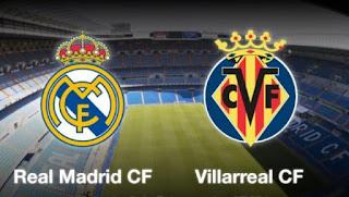 موعد مباراة ريال مدريد وفياريال اليوم الاحد 05-05-2019 في الدوري الاسباني